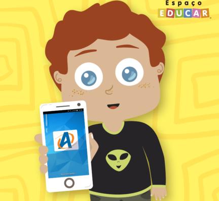Escola Espaço Educar lança aplicativo