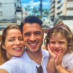 Isabela e Gustavo Maia